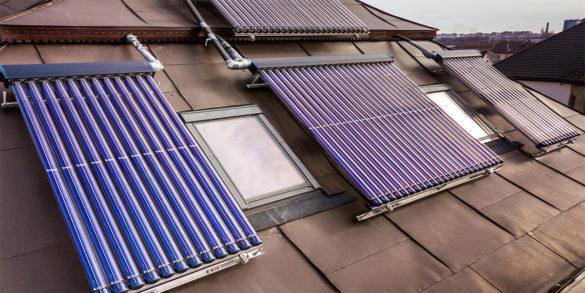 Prezentare generala a panourilor solare termice