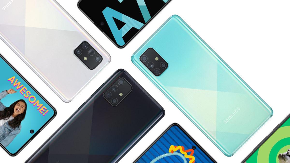 Care sunt specificatiile telefonului Galaxy A71 5G SD?