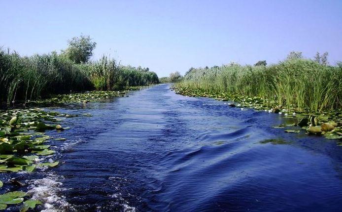Ce locuri frumoase exista in Delta Dunarii?