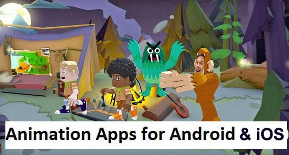 Cele mai bune aplicatii de animatie pentru Android si iOS