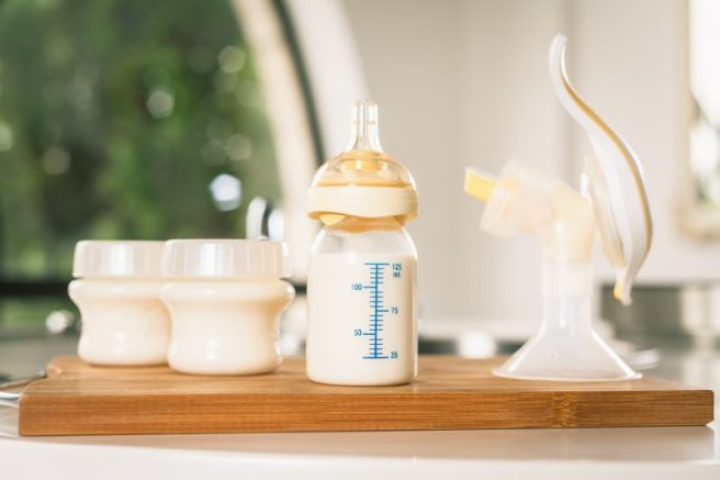 Cum creste oferta de lapte matern?