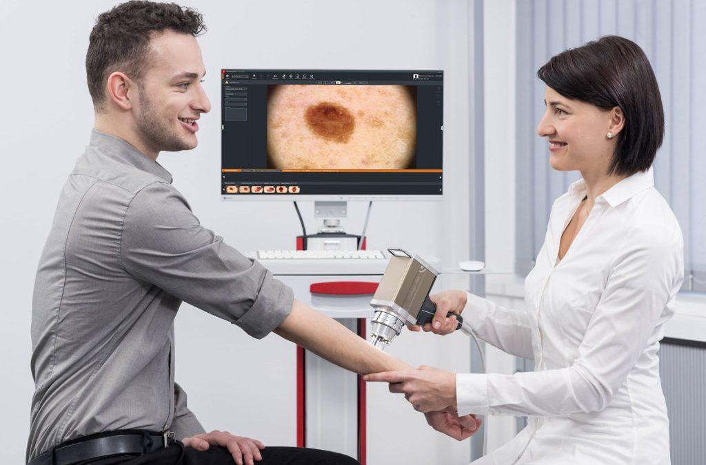 Ce este dermatoscopia?
