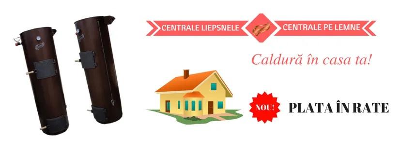 Liepsnele – cel mai cunoscut brand pe piata centralelor pe lemne