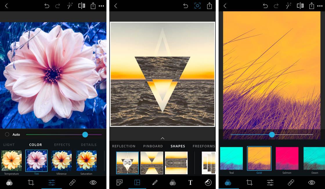 Cele mai bune aplicatii de editare foto pentru tabletele Android