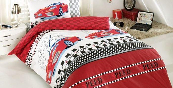 Cum se alege lenjeria de pat pentru copii?