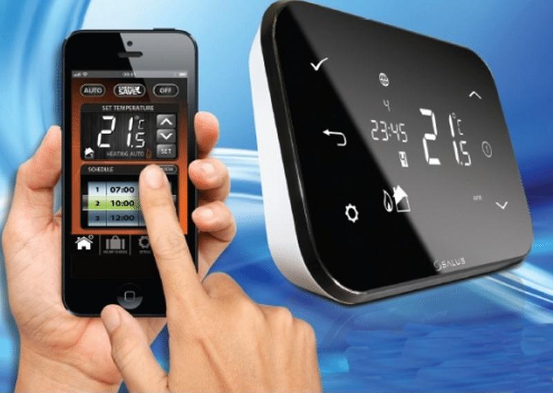 Cum sa iti faci viata mai usoara cu ajutorul unui termostat smart pentru centrala ta?